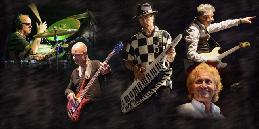 MANFRED MANN´S EARTH BAND & XANDER AND THE PEACE PIRATES @ München, Muffatwerk – 19.12.2016