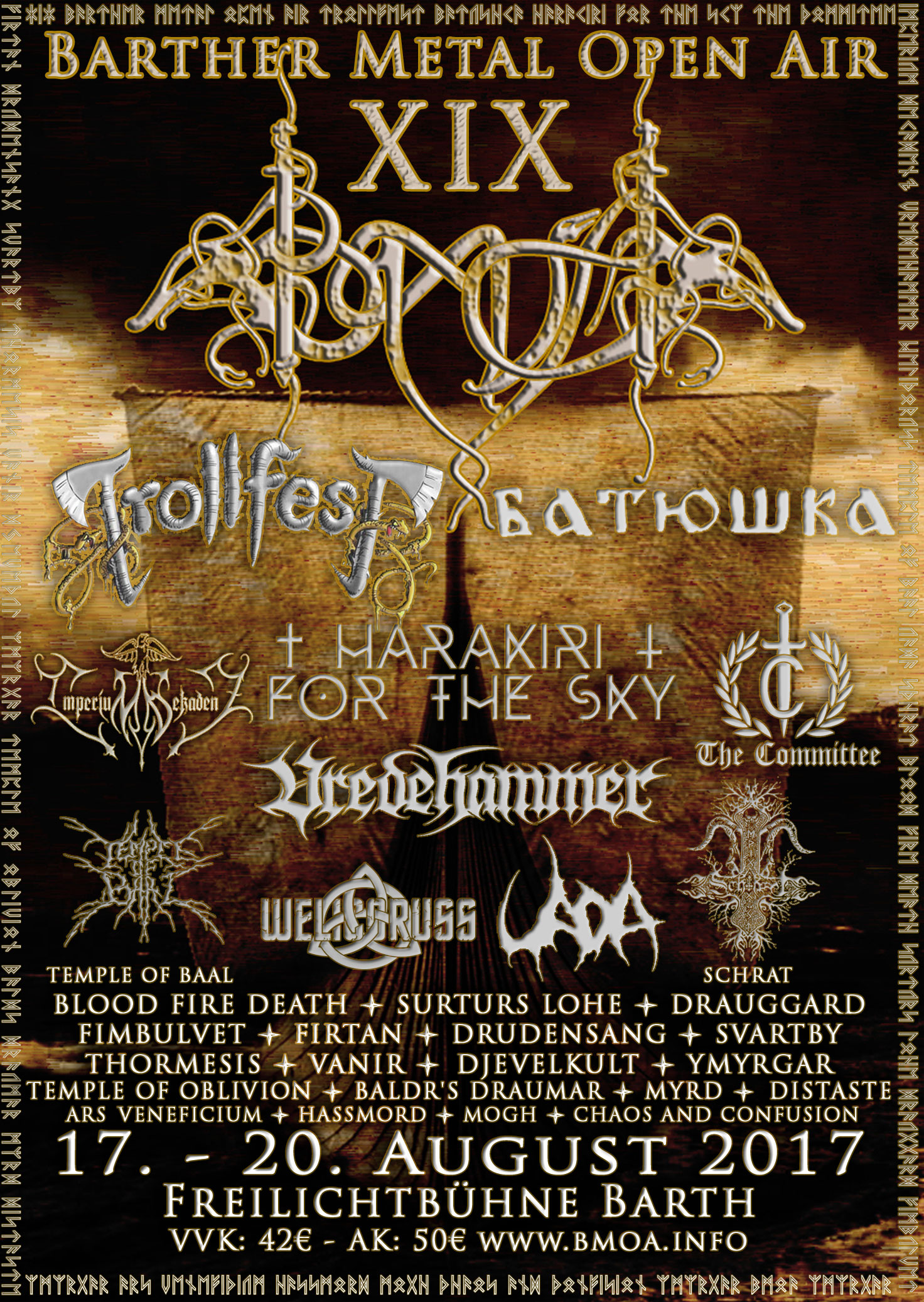 BARTHER METAL OPEN AIR