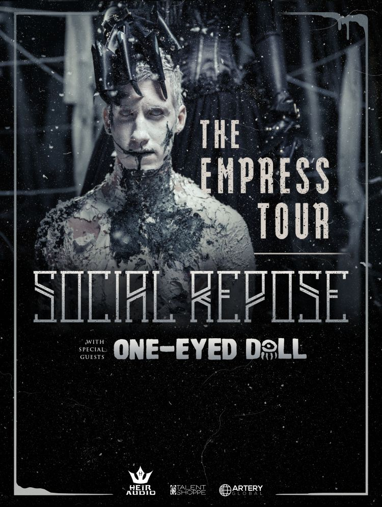 SOCIAL REPOSE & ONE-EYED DOLL