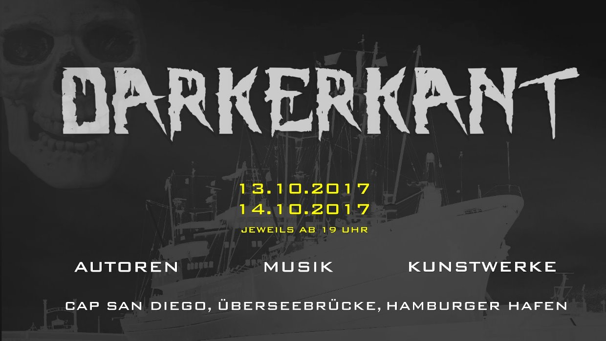 Darkerkant - Dark Art Event in Hamburg