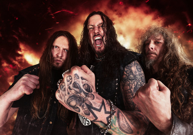DESTRUCTION: 2. Teil der Thrash Anthems