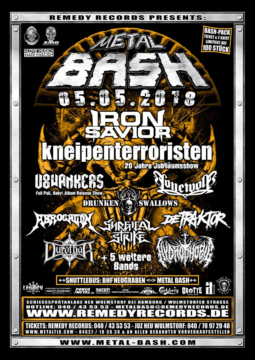 METAL BASH Open Air 2018