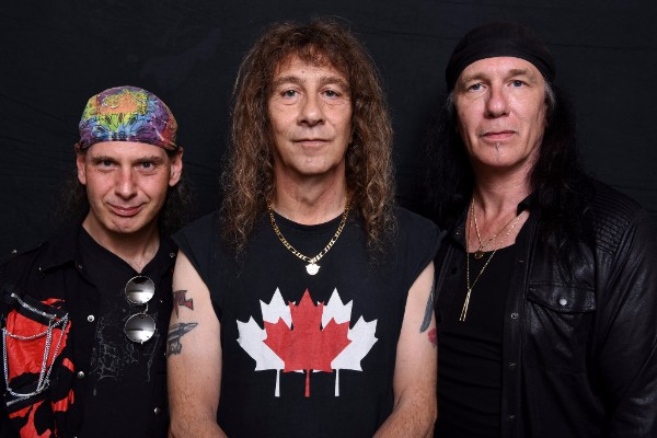 ANVIL: Neue Single online