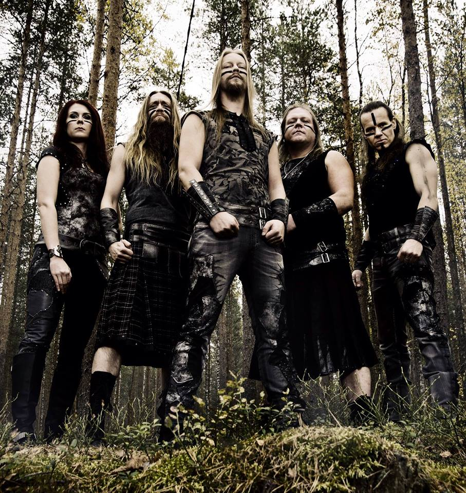 ENSIFERUM: Neuer Song online