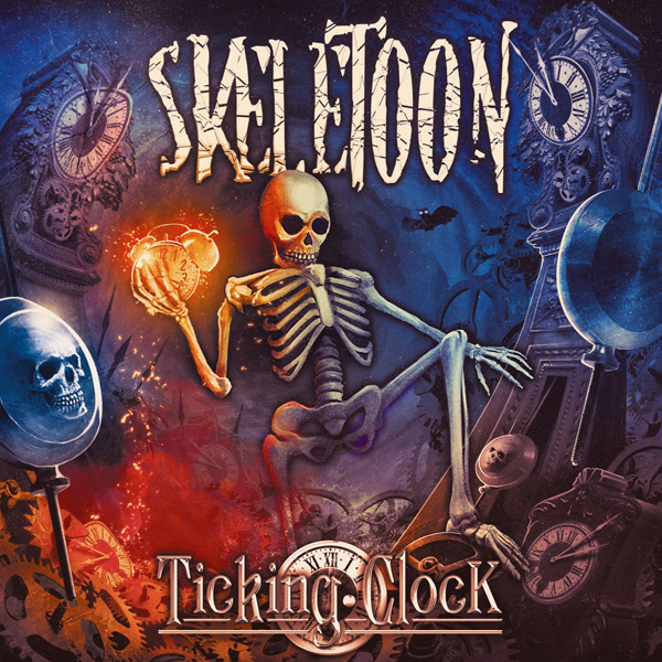 skeletoon tickingclock