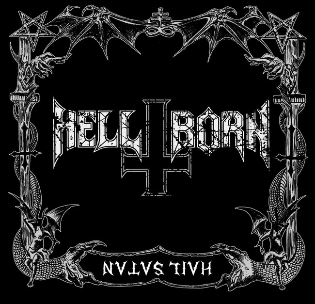 Hell Born Cover
