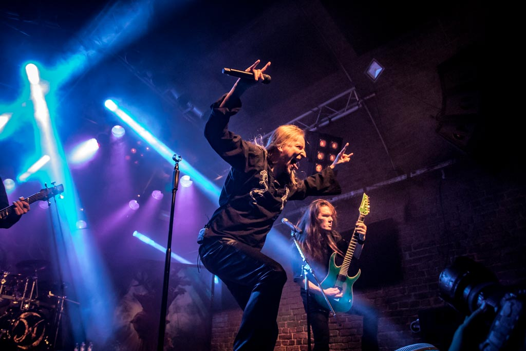 WINTERSUN, DARKEST HOUR, ASENBLUT @ Matrix Bochum, 04.11.2018