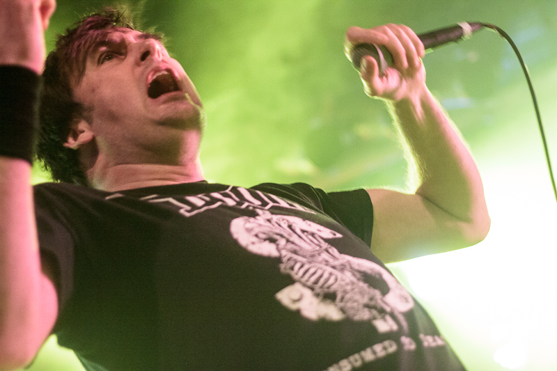 NAPALM DEATH, EYEHATEGOD, MISERY INDEX, ROTTEN SOUND, BAT – MÜNCHEN, BACKSTAGE WERK – 06.03.2020