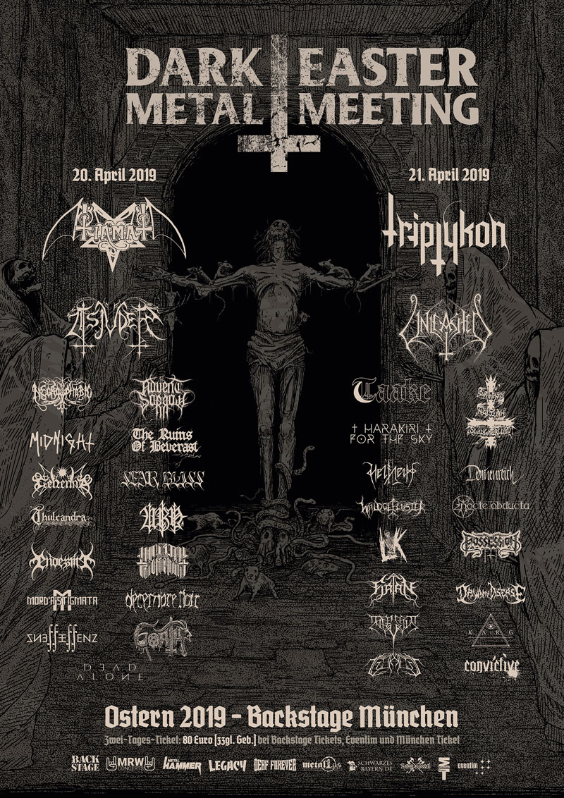 Dark Easter Metalmeeting