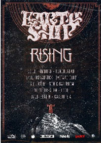 EARTH SHIP & RISING
