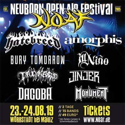 NEUBORN OPEN AIR FESTIVAL