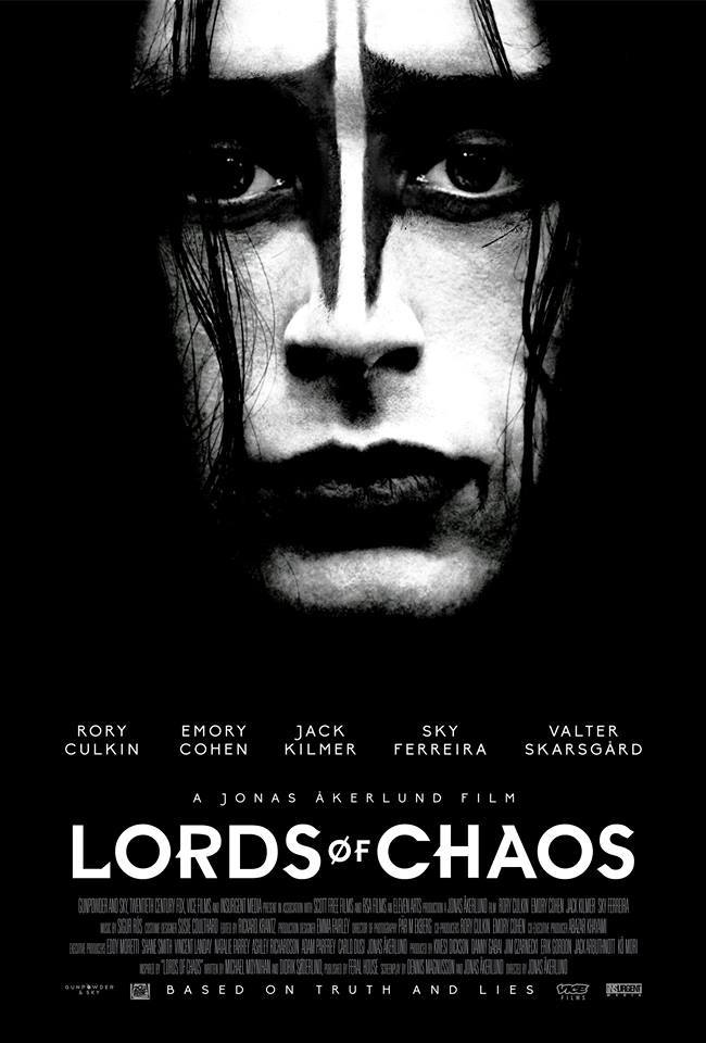 LORDS OF CHAOS: Mehrere Trailer online